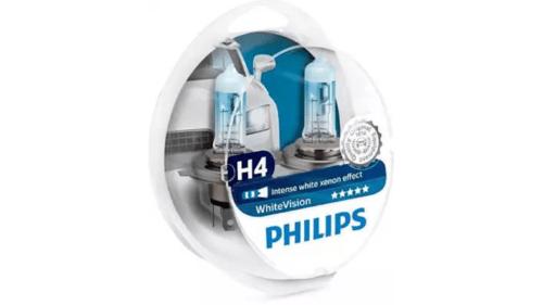 KIT 2 LAMPADE PHILIPS 12V-H7