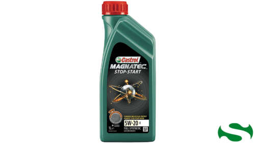 OLIO CASTROL 5W20 E MAGNATEC STAR-STOP Lt.1