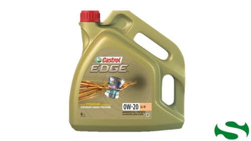 OLIO CASTROL 0W20 EDGE PROFESSIONAL LL04 FE Lt.5